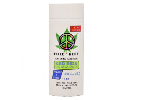 CBD EEZE Cooling Gel Roll On